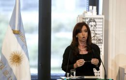 A year ago Cristina Fernandez nationalized a majority stake in YPF
