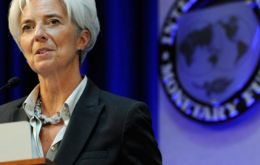 "Christine Lagarde admits that there were ""notable failures"""