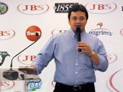 JBS CEO Wesley Batista: acquisitions are part of the company's policy