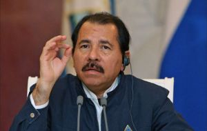 President Daniel Ortega says the project will bring prosperity to one of the poorest countries in Latam.