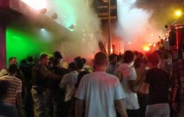 The nightclub Boate Kiss caught fire last January trapping hundreds of partygoers at the university city of Santa Maria