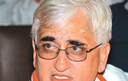 India's External Affairs Minister Salman Khurshid is heading for Baghdad for a two-day visit beginning 19 June.