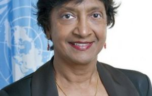 Ms Navi Pillay said social protests are 'valid'. Dilma ordered police to cease using rubber bullets against protestors