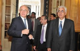 Timerman and his peer Salman Khurshid targeting the pharmaceutical industry
