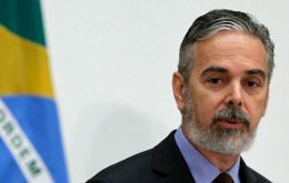 Patriota insists Mercosur is the main integration force in South America