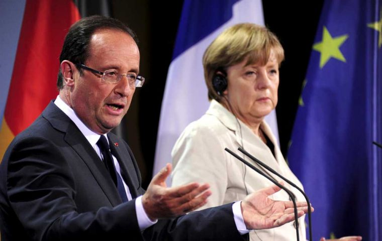 Hard times ahead for Hollande at home and with partner Germany