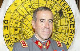 Lieutenant General Werther Araya