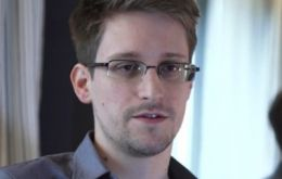 Snowden: &#147;Their purpose is to frighten, not me, but those who would come after me.&#148;<br /> <br />