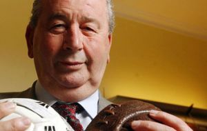 Grondona, the influential FIFA senior vide-president made the announcement