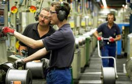 Despite the good news, manufacturing has continued to lose jobs