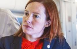 "Psaki, ""as a matter of policy the US does gather foreign intelligence"""