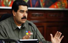 "Maduro: ""we told this young man, 'you are being persecuted by the empire, come here'""."