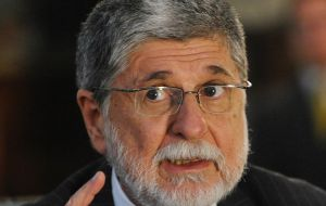 Defence minister Amorim, 'no country has the capacity to establish absolute protection'