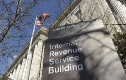 The IRS will be the recipient of the FATCA law information