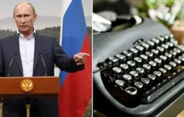 President Vladimir Putin, an old KGB master spy knows what he's talking about