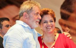 The former president has insisted he already has a candidate for 2014: Dilma