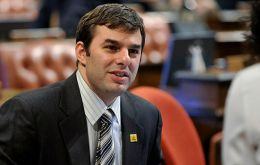 Michigan Republican Justin Amash, presented the bill to limit NSA surveillance
