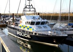 Royal Gibraltar Police new vessel