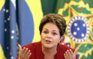 The Brazilian president said Lula is not returning (to politics) because he never left politics