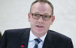 Ben Emmerson, the U.N. special investigator on human rights and counter-terrorism, said the situation is ''volatile''