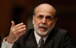 Bernanke: steady as she goes; targets remain 6.5% unemployment and 2% inflation