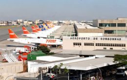 Ahead of 2014 and 2016 world events Brazil has invited the private sector to invest in the congested overcrowded airports