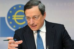 "Draghi: ""support to a gradual recovery in economic activity in the rest of the year and in 2014"""