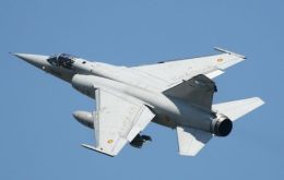 One of the last Spanish Mirage F1 to be decommissioned and replaced by the Eurofighter