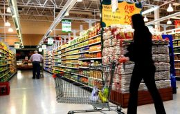 Food prices in Uruguay, the item which has most climbed according to a FAO report to May