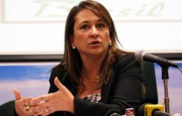 Senator Katia Abreu is also the most influential leader of Brazil farmers' organizations