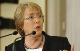 Chile has boomed for a decade on copper and candidate Bachelet wants a more balanced economy