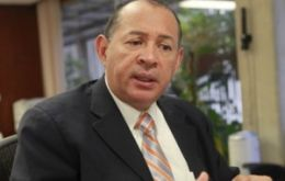 Eudomar Tovar is a former central bank vice president and head of state currency board