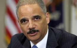 "US Attorney General Eric Holder on challenging this merger ""the American people deserve better"""