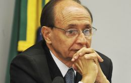 Marcio Fortes handed his resignation to President Rousseff and complained the office lost its influence