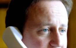 PM Cameron called EC president Barroso to express 'serious concern'
