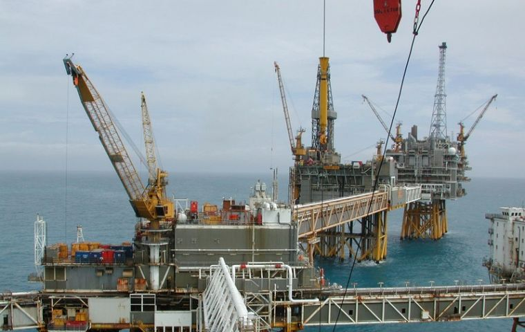 Tolmount is located about 50 kilometres off the Yorkshire coast and is operated by E.ON and Dana Petroleum