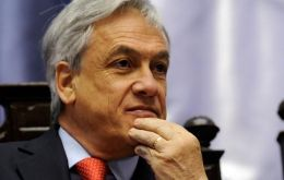 President Piñera instructed foreign minister Moreno to contact Argentine authorities