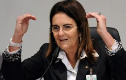 Petrobras CEO Maria das Graças Foster needs to balance costs