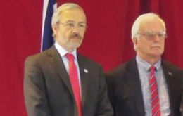 MLA Elsby and MLA Edwards, with vast experience in international affairs will represent the Falklands