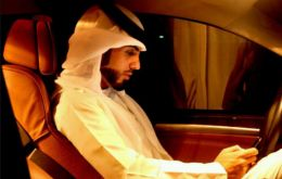 Rich Arabs love London where some families spend more than three consecutive months sometimes