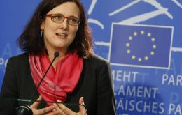 No date for Cecilia Malmstrom visit to Gibraltar, but complaints are flooding the EU Journal