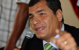 Correa said the post must be given additional powers so it has greater 'executive capacity'