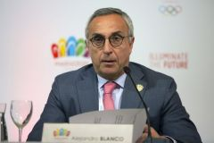 "Spanish Olympic Committee president Alejandro Blanco: ""we have the citizens' support"""