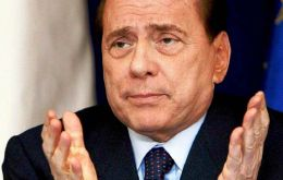 The former PM party questions support for the coalition if Berlusconi is expelled
