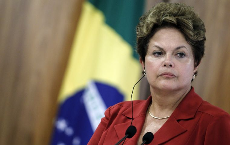 The president and the Brazilian political system are furious with revelations that NSA was spying on government's communications