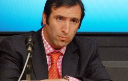 Minister Lorenzino said Argentina will try to convince courts and creditors to accept the 2005 and 2010 structured debt terms