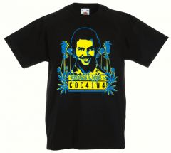 The Escobar T-shirts had an avid market in the US and Mexico