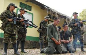 Last month FARC partially accepted responsibility for the thousands of deaths as a result of the half a century internal warfare