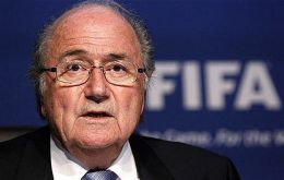 "Blatter: ""Yes, there was definitely direct political influence"""