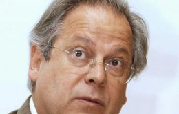 Former cabinet chief Jose Dirceu is the most notorious case